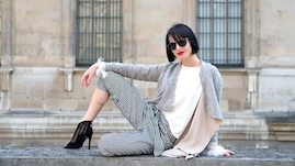 Stylish outfit vrouw