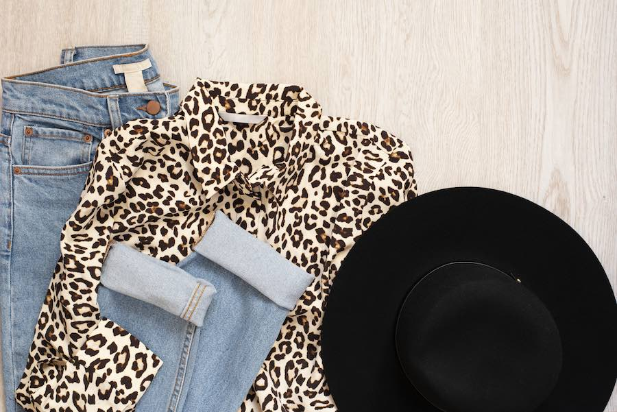 Outfit met jeans - jeans trends